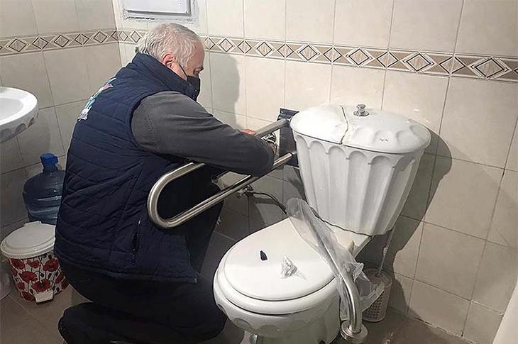 Kocaeli'de Yaşlı Bireylerin Ev Kazaları Önlenecek