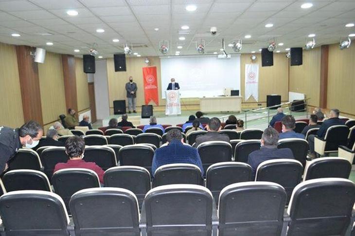 Malatya'da Engelli Çalıştayı Düzenlendi