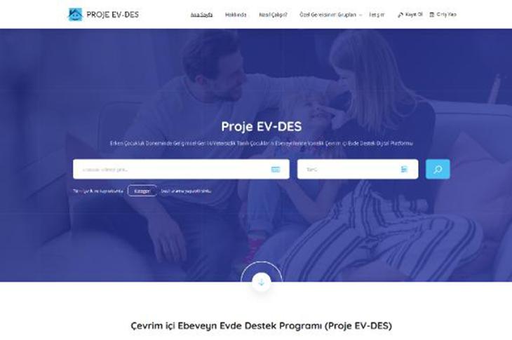 AÜ Özel Gereksinimli Çocuklar için Dijital Platform Kurdu