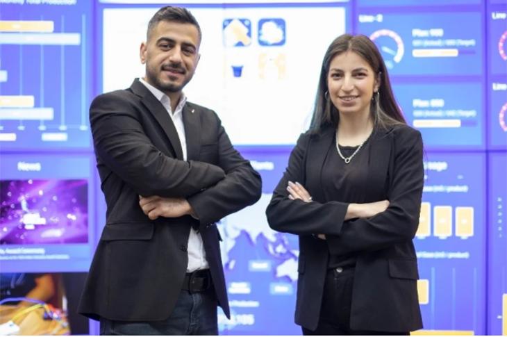 Türkiye'nin İlk İşitme Engelli Ürün Tasarımcısı Oldular