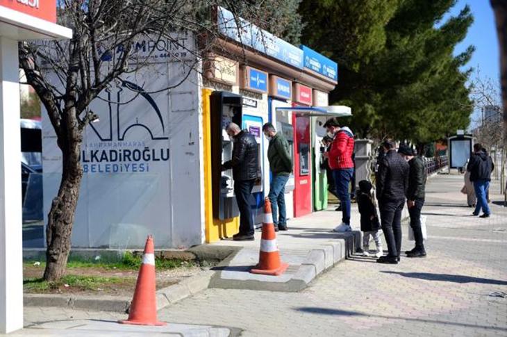 Dulkadiroğlu'nda Erişilebilir ATM Çalışması