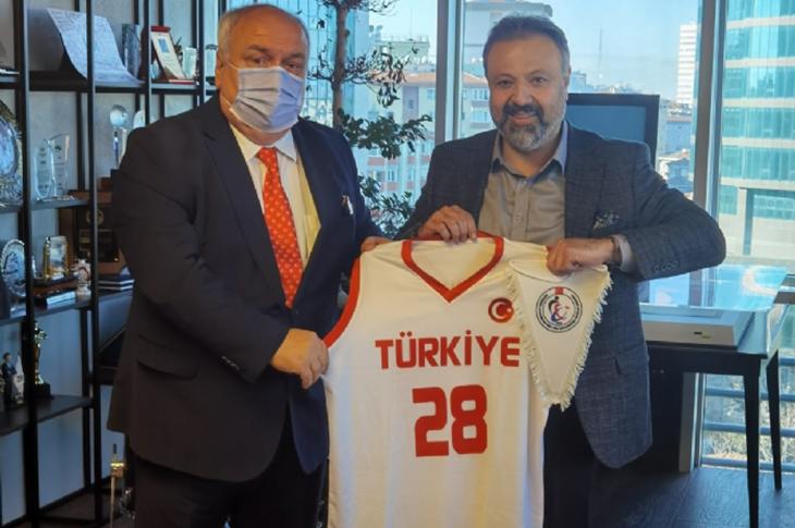 HDI Sigorta TS Basketbol Süper Ligi'nin Sponsoru Oldu