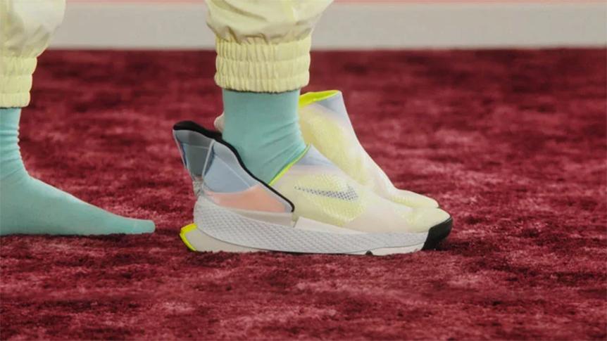 Nike'ın Flyease Go Ayakkabıları Erişilebilir Tasarımlı