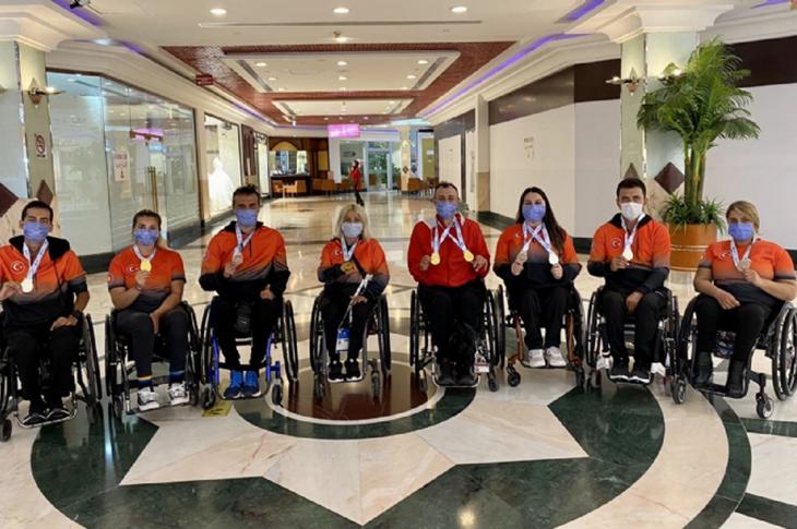 Milli Okçularımız Tokyo için Sıralama Turnuvası'nda Yarışacak