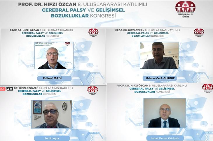 Türkiye Spastik Çocuklar Vakfı'ndan Bilgi, Deneyim ve İlham Dolu Kongre
