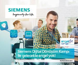 Siemens Türkiye, engelli gençlere özel düzenlediği 4. Dijital Dönüşüm Kampı ile üniversite mezunlarını geleceği yakalamaya davet ediyor. Detaylar için tıklayın.