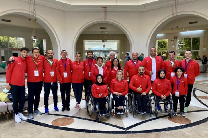 Dünya Para Atletizm Grand Prix Tunus Serisi Başlıyor