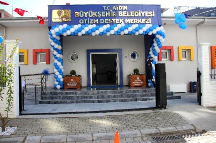 Aydın'da Otizm Destek Merkezi Hizmete Açıldı