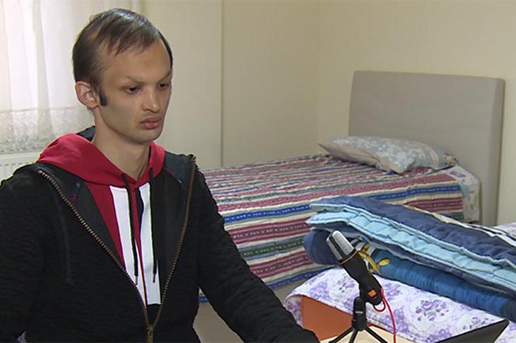 Ektodermal Displazi Hastası Furkan Haklarını İstiyor