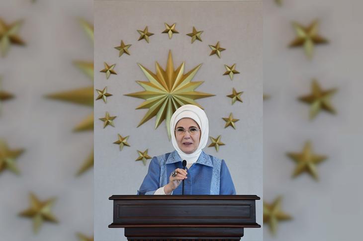 Emine Erdoğan Özel Gereksinimli Çocukların Anneleriyle Buluştu