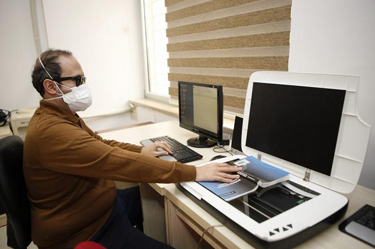 Akdeniz Üniversitesi 'Elektronik Kütüphane Projesi' Işık Oldu