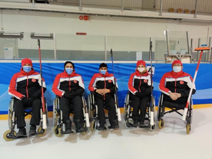 Milli Curlingçiler İtalya'ya 8-5 Mağlup Oldu