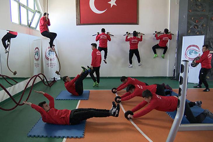 Gaziler Engelli Spor Kulübünde Hayat Var