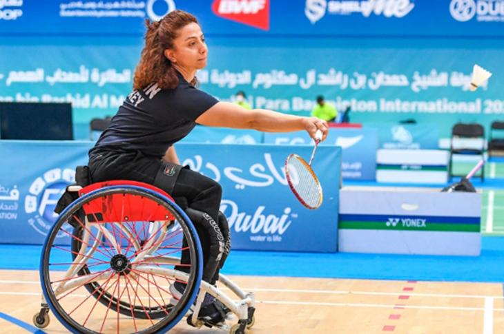 Badminton Milli Takımımız Dubai'den 2 Madalya ile Dönüyor