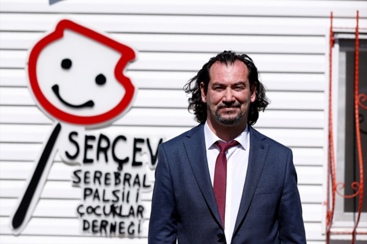 Türkiye'nin İlk Serebral Palsili Uzay Mühendisi