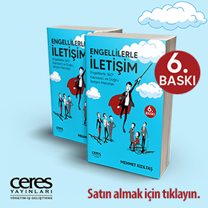 Engellilerle İletişim kitabının 6. basımı yepyeni içerikleriyle tüm kitapçılarda.