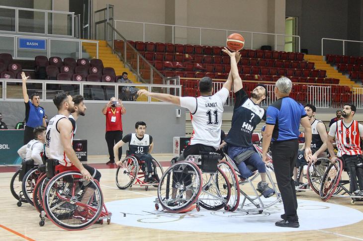 Basketbol Süper Ligi'nde 3. Etap Başladı