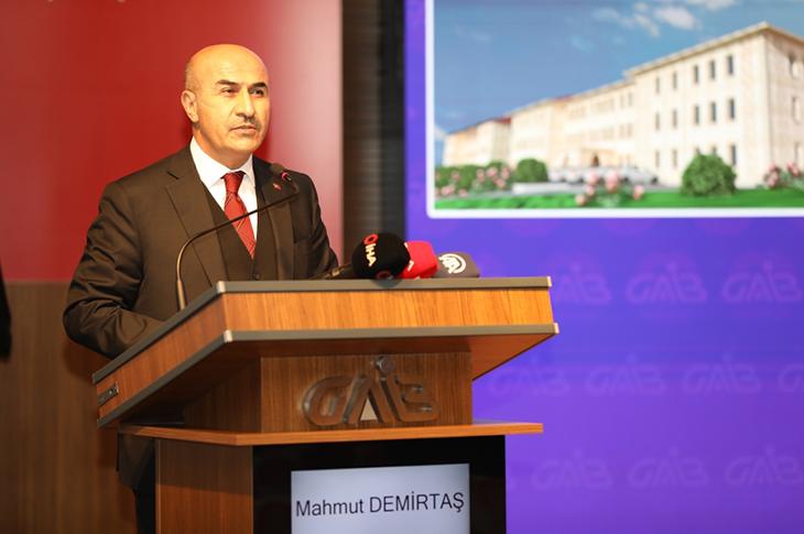 Mardin Valisi Demirtaş'tan Engelliler Haftası Mesajı