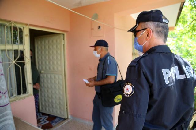 Tunceli'de Sosyal Destek Ödemeleri Evlerde Yapılıyor
