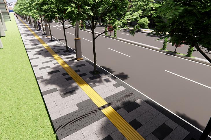 Van Büyükşehir Belediyesi En Önemli 7 Caddesini Yeniliyor