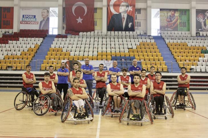 Basketbol U22 Genç Milliler Yarı Finale Çıktı