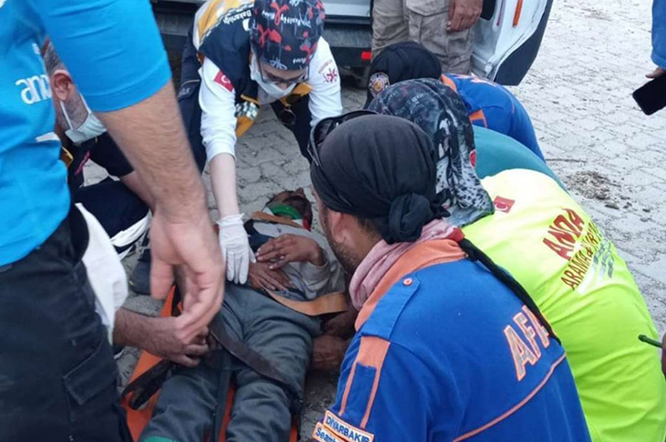 Epilepsi Hastası Kayıp Genci Jandarma Dron ile Buldu