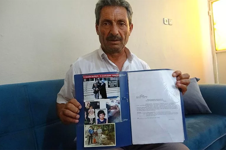 Hayatını Kaybeden Engellinin Davası 20 Yıl Sonra Sonuçlandı