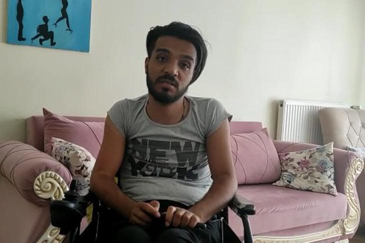 Engelli Öğrenci YKS'ye Yapılan Hatayla Alınmadı