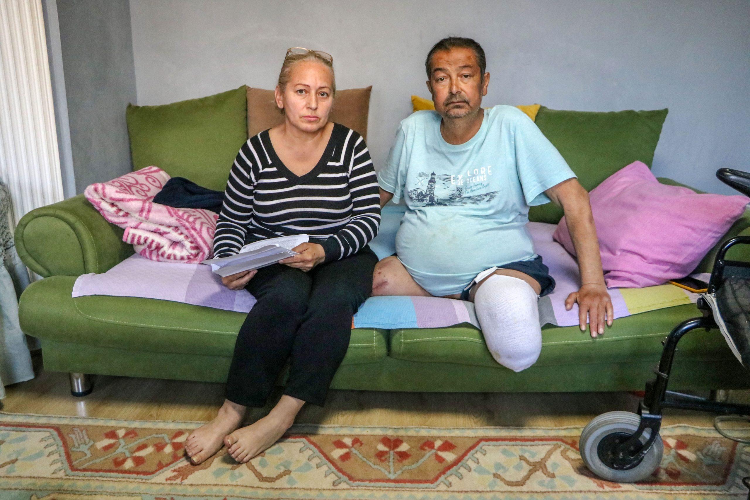 Engelli 20 Bin Lirayı Sahte Doktora Kaptırdı