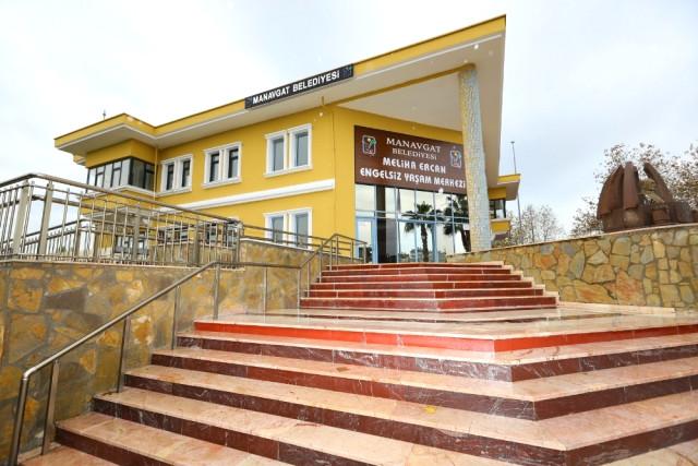 Manavgat'ta Kişisel Gelişim İçin Açılan 'Engelsiz Kurslar' Başladı