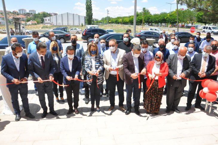 """Nevşehir'de """"Otizmli ve Engelli Çocukları Destekleme Merkezi"""" Açıldı"""