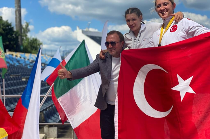 Paralimpik Özel Milli Atletler 6 Madalya Kazandı