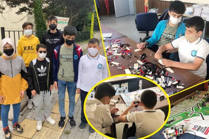 Türkiye'nin İlk Görme Engelliler Robotik Takımı Kuruldu