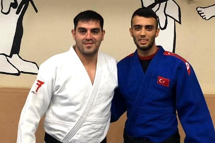 Diyarbakırlı İşitme Engelli Judocular Milli Kampta