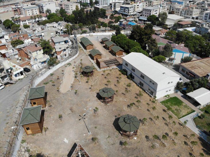 Konak Belediyesi Engelsiz Yaşam Köyü Hayata Bağlıyor