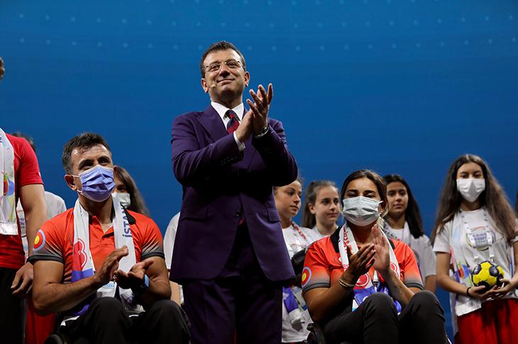 Olimpiyat ve Paralimpik Oyunları'nı İstanbul'a İstiyoruz