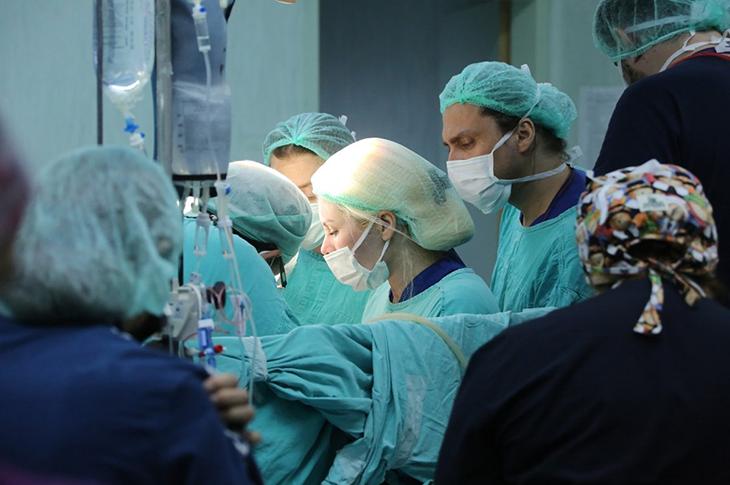Kadavradan İkinci Rahim Nakli Operasyonu Tamamlandı