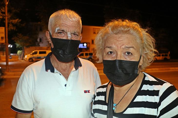 İşitme Engelli Çift Halk Otobüsünde Darp Edildi