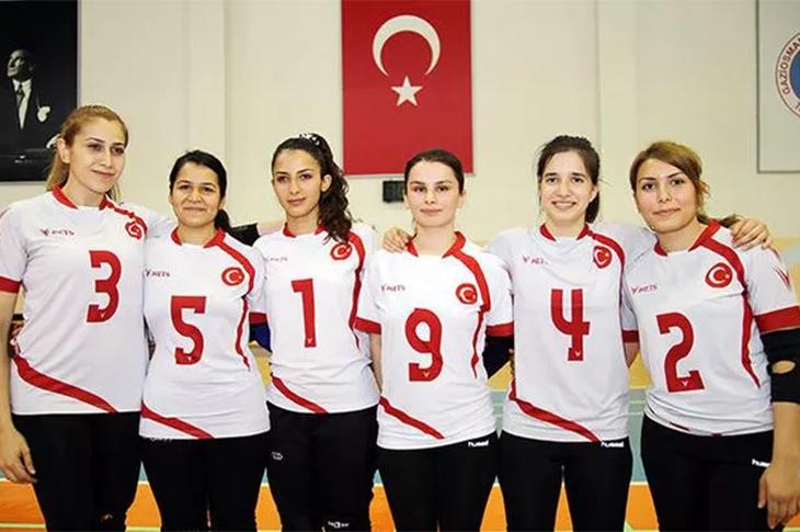 Goalball Kadın Milli Takımı Yarı Finale Yükseldi