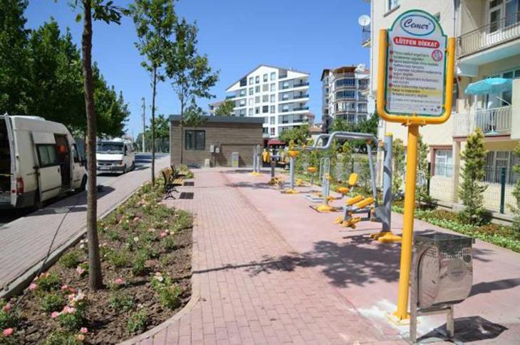 Kırşehir'de Engelsiz Yaşam Merkezi Projesi Tamamlanıyor