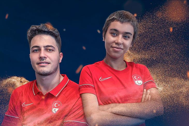 Paralimpik Oyunları'nın Açılışında Türk Bayrağını 2 Sporcu Taşıyacak
