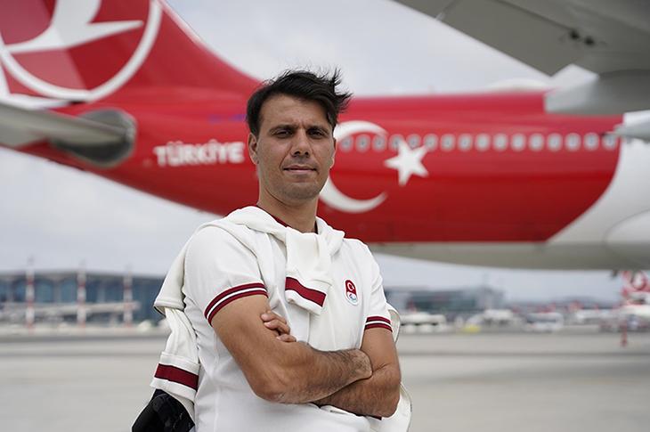 Paralimpik Milli Okçu Nihat Türkmenoğlu Dünya Rekoru Kırdı