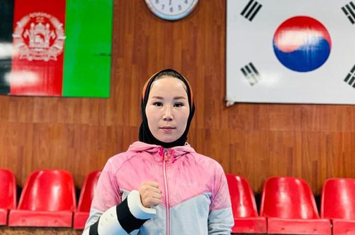 Afgan Paralimpik Sporcunun Kaybolan Olimpiyat Hayali