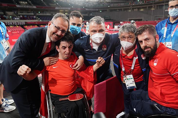 Abdullah Öztürk'ün Yeni Hedefi 2024 Paris Paralimpik Oyunları