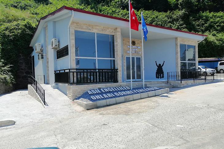 Engellilerin İhtiyaç Duyduğu Merkezler Trabzon'a Kazandırılıyor