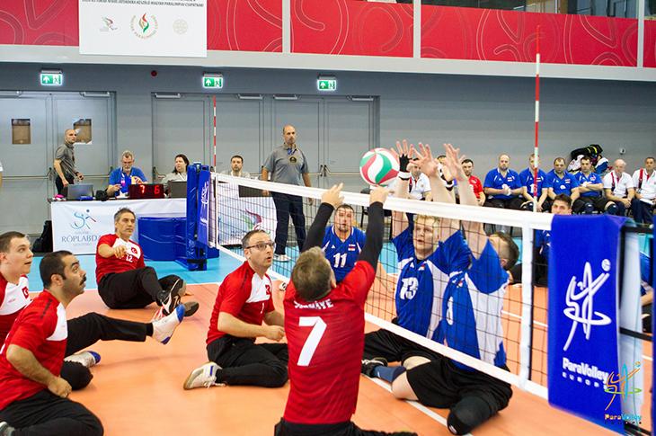 Avrupa Oturarak Voleybol Şampiyonası 17-23 Ekim'de Başlıyor