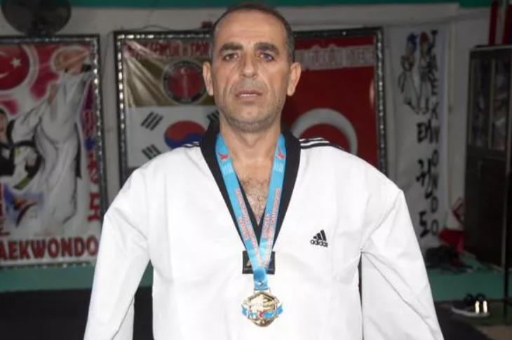 Tekvandocu Sabit Köse'nin Hedefi Dünya Şampiyonluğu